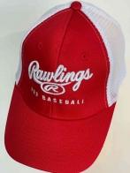 Крутая кепка для любителей бейсбола Rawlings