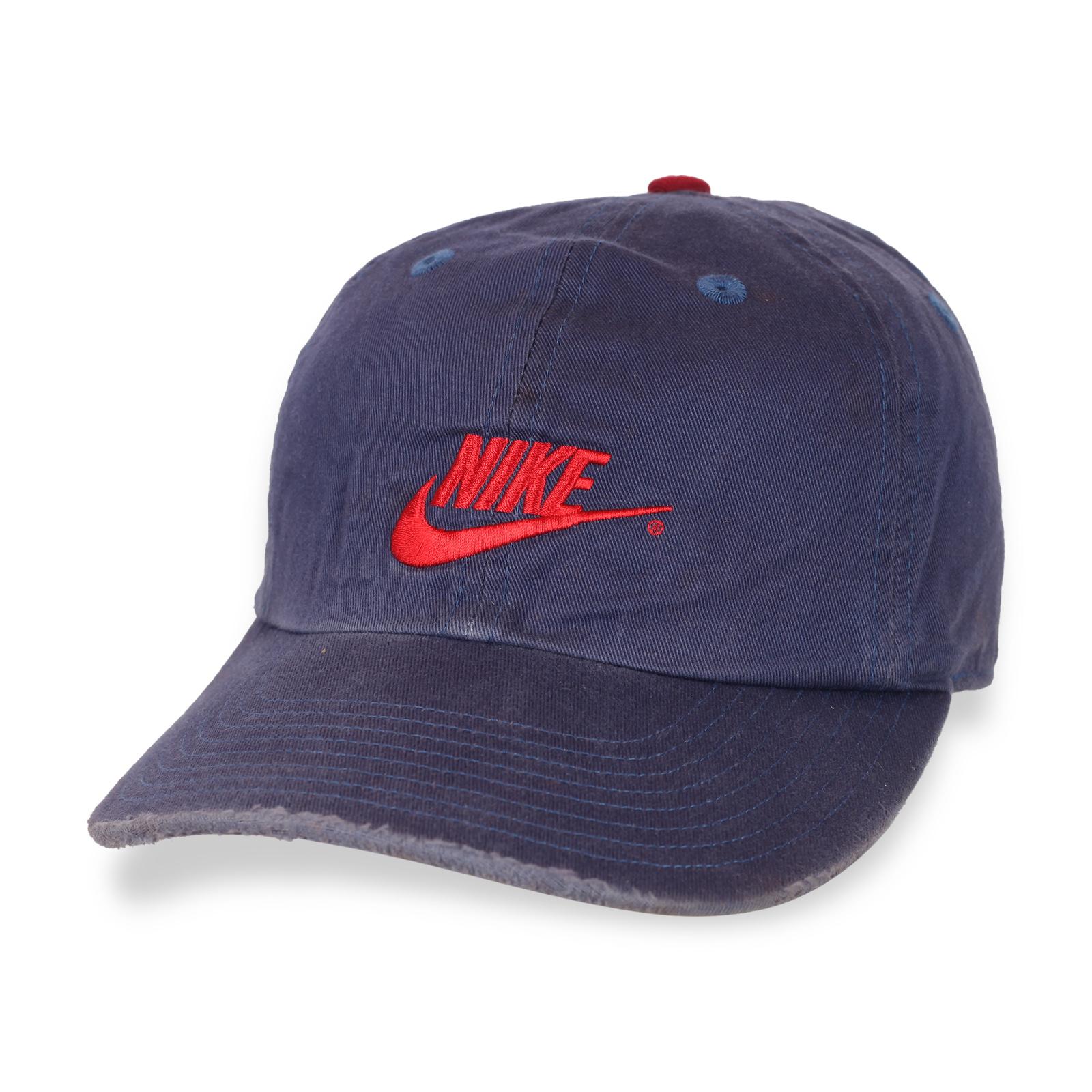 Крутая кепка джинсового цвета