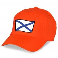 Крутая кепка с Андреевским флагом - купить с доставкой