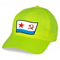 Крутая кепка с эмблемой ВМФ СССР - купить в подарок