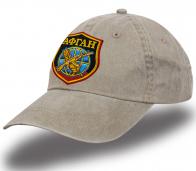 Крутая кепка с вышивкой Афган.