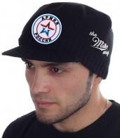Крутая кепка-шапка Miller Way с нашивкой Армия России - купить оптом