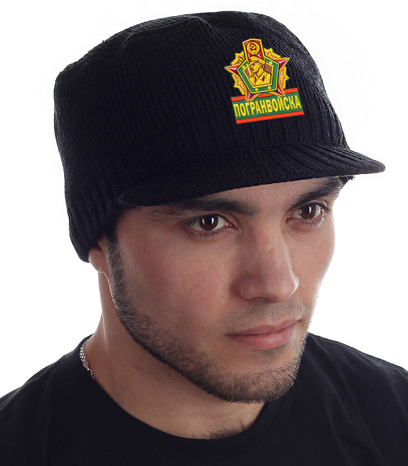 Купить крутую кепку-шапку Miller Way с нашивкой Погранвойска с доставкой в ваш город
