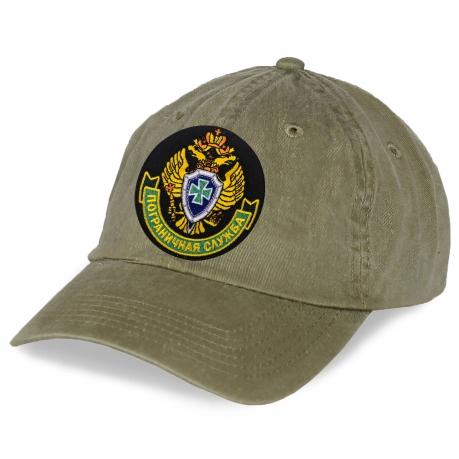Крутая кепка сотруднику Пограничной службы