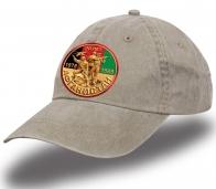 """Крутая кепка воина-интернационалиста """"30 лет. Афганистан"""""""