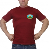 Крутая краповая футболка ВДВ