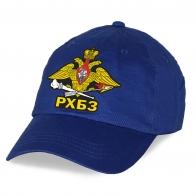Крутая летняя кепка с наклейкой РХБЗ