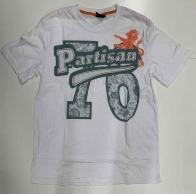 Крутая молодёжная  футболка Partisan