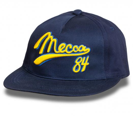 Крутая молодежная кепка-снепбек Mecca 84