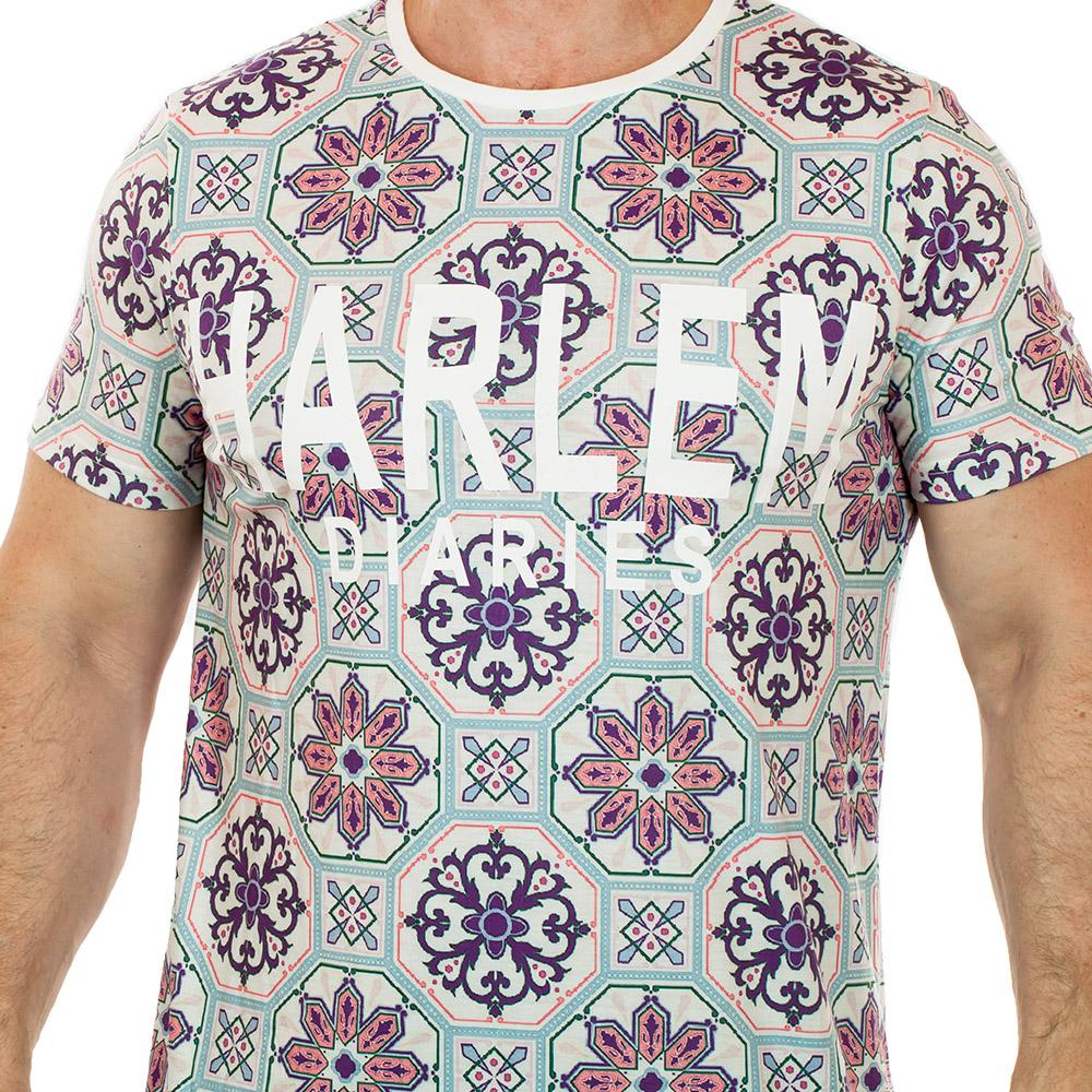 Крутая мужская футболка SPLASH с психоделическим принтом. Когда дизайн РЕШАЕТ!