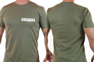 Крутая мужская футболка Спецназ - купить в Военпро