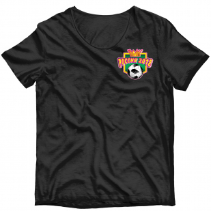 Крутая наклейка-термотрансфер на футболку - заказать в подарок