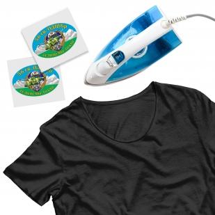 Крутая наклейка-термотрансфер на футболку 56 гв. ОДШБр
