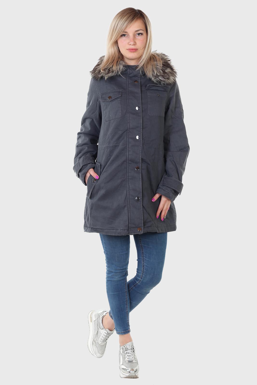 Купить в интернет магазине женскую куртку парку