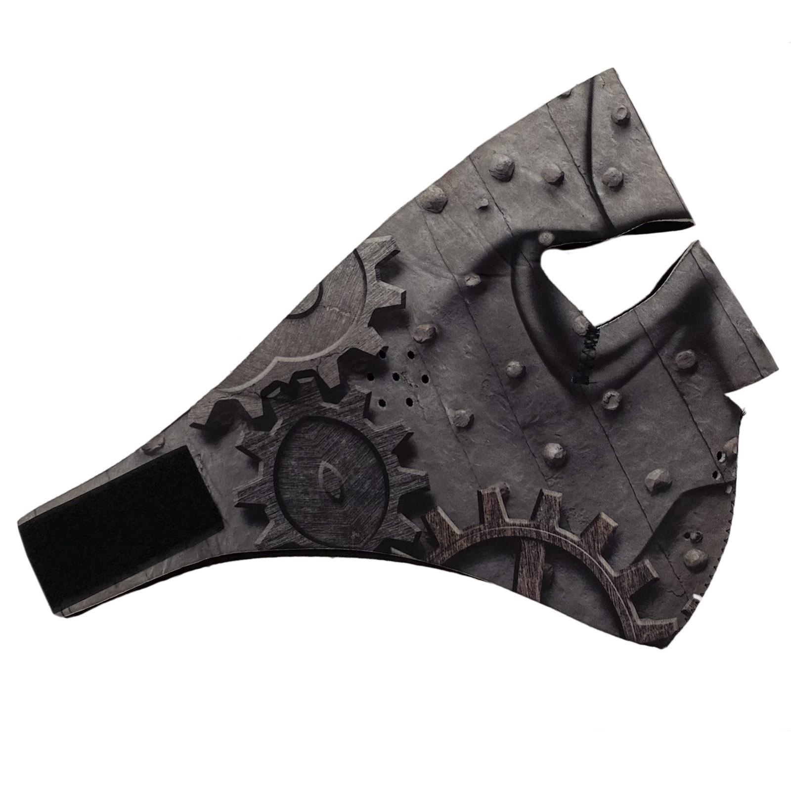 Крутая противовирусная защитная маска Wild Wear Reaper