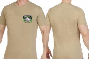 Крутая рыбацкая футболка с тематическим принтом - заказать в подарок