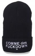 Крутая шапка Comme Des Fuckdown