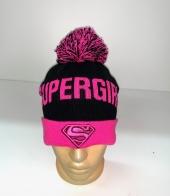 Крутая шапка Supergel с помпоном