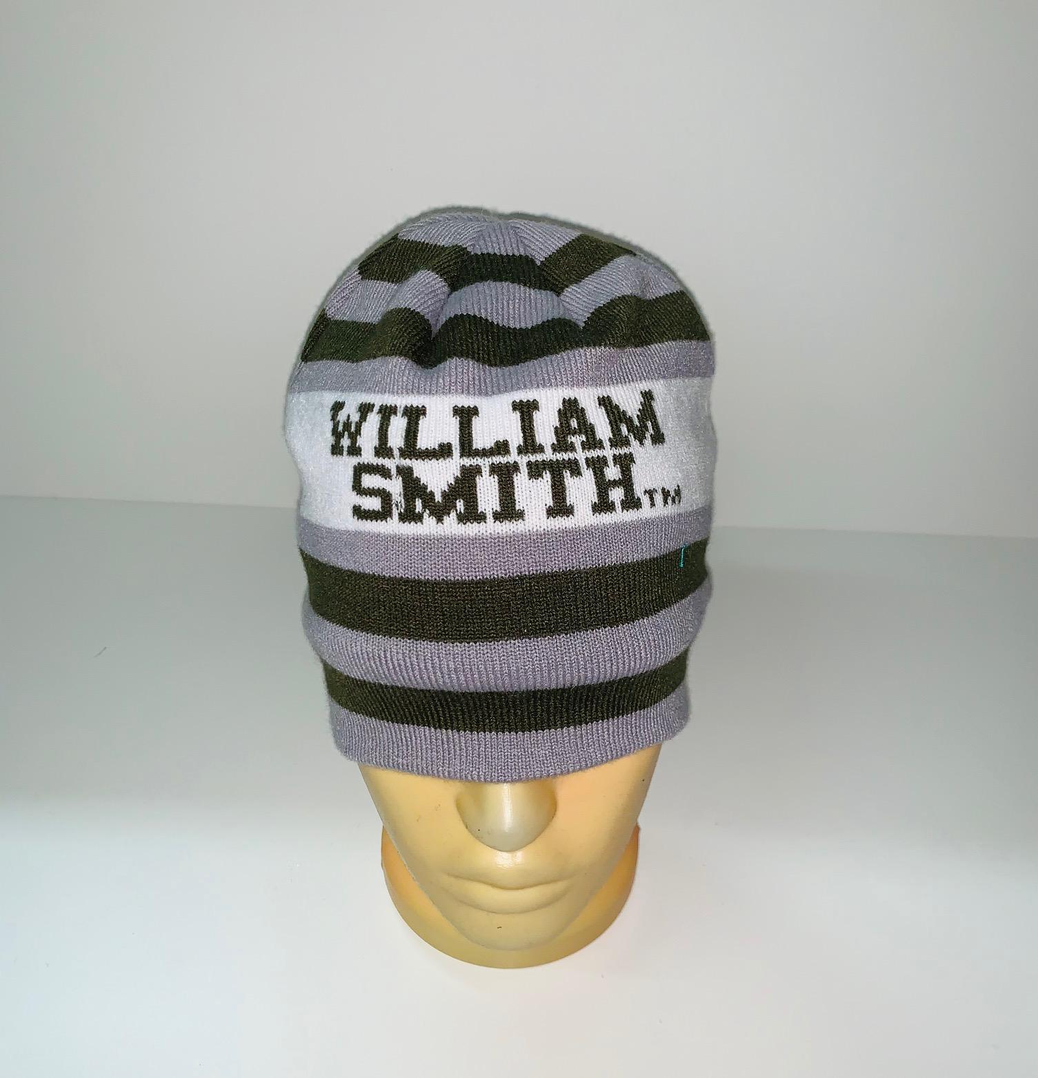 Крутая шапка William Smith