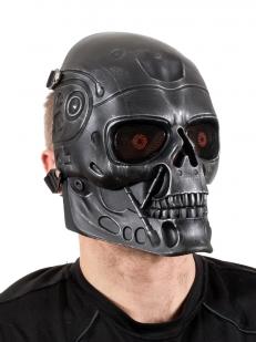 Крутая страйкбольная маска Терминатора