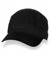 Крутая темная кепка-немка