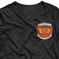 Крутая термотрансферная картинка Герб России - купить с доставкой