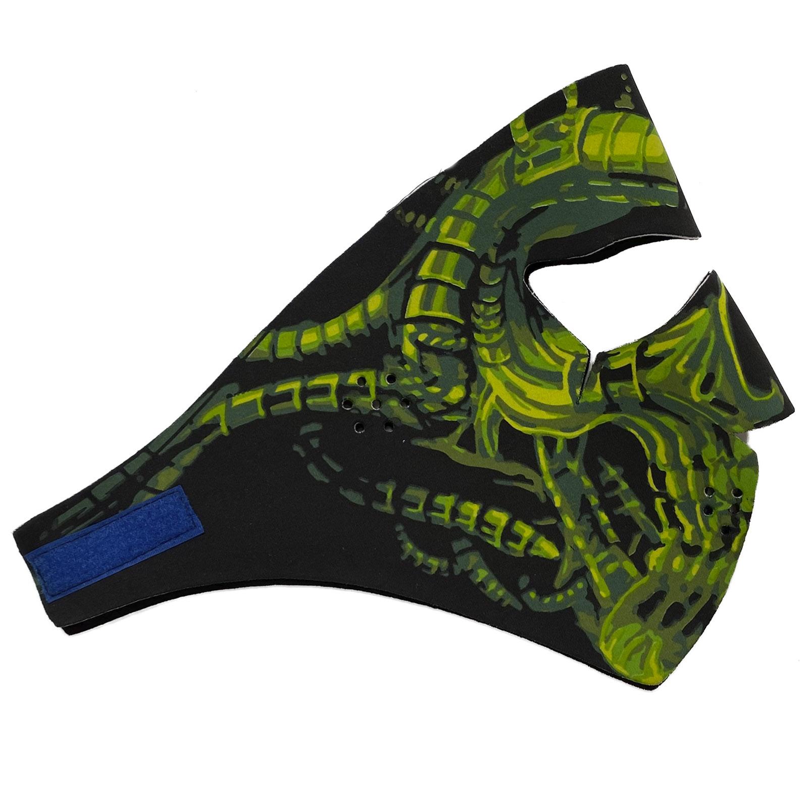 Крутая защитная маска Skulskinz Monstro