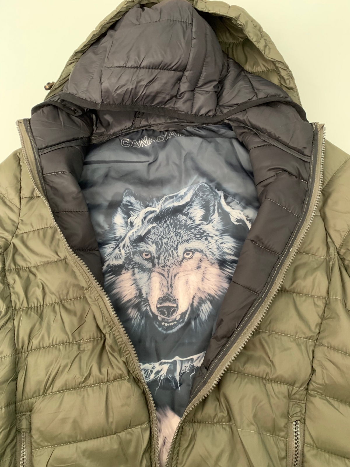 Крутая женская куртка от CANADIAN