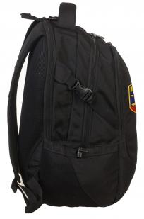 Крутой черный рюкзак с нашивкой РВСН - купить выгодно