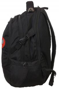 Крутой надежный рюкзак с нашивкой Герб России - заказать с доставкой