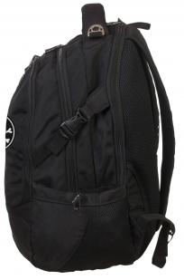 Крутой надежный рюкзак с нашивкой Пиратский флаг - купить с доставкой