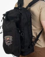 Крутой надежный рюкзак с нашивкой Рыболовный Спецназ