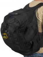 Крутой удобный рюкзак с нашивкой Танковые Войска
