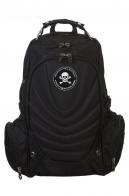 Крутой универсальный рюкзак с нашивкой Флаг Бакланова