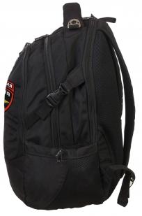 Крутой вместительный рюкзак с нашивкой Полиция России - заказать в розницу