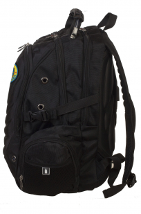 Крутой вместительный рюкзак с нашивкой Спецназ ГРУ - купить с доставкой