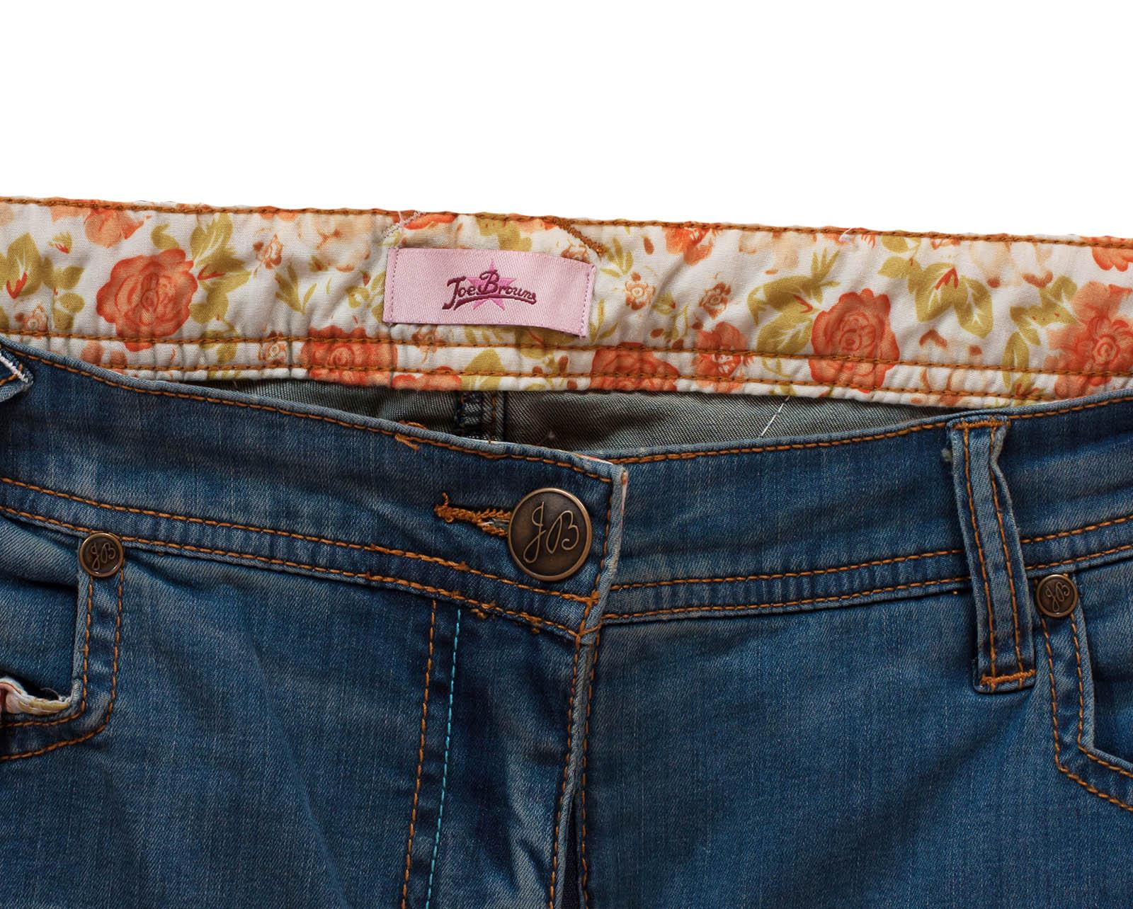 Крутые джинсовые шорты Must Have от Joe Browns