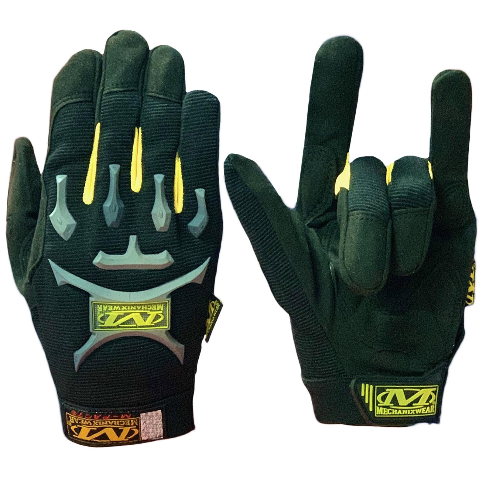 Байкерские эргономичные перчатки от Clarino