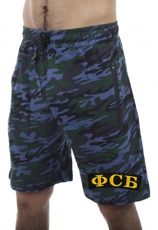 Крутые камуфляжные шорты сотруднику ФСБ.