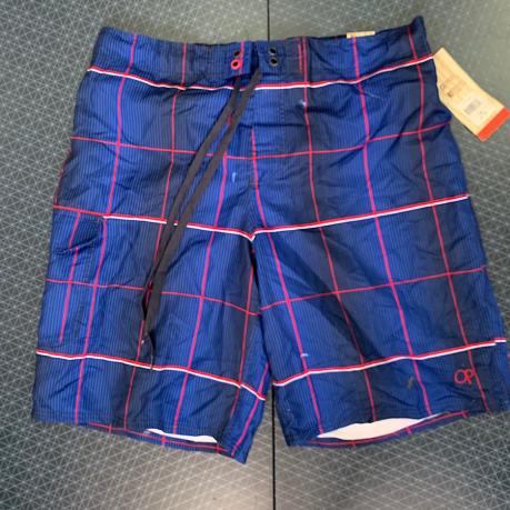 Крутые летние шорты от OP