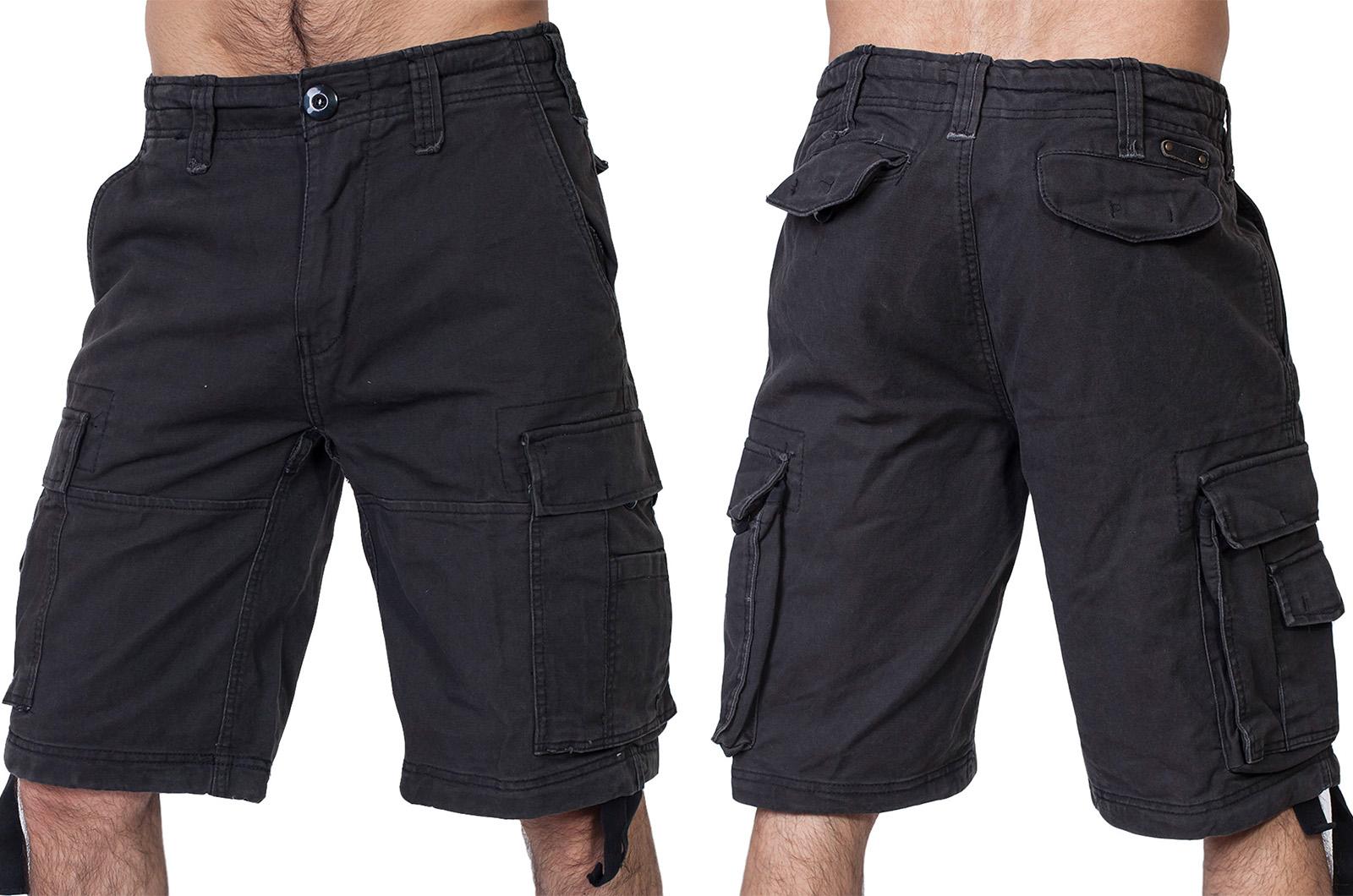 Мужские винтажные шорты Brandit купить онлайн