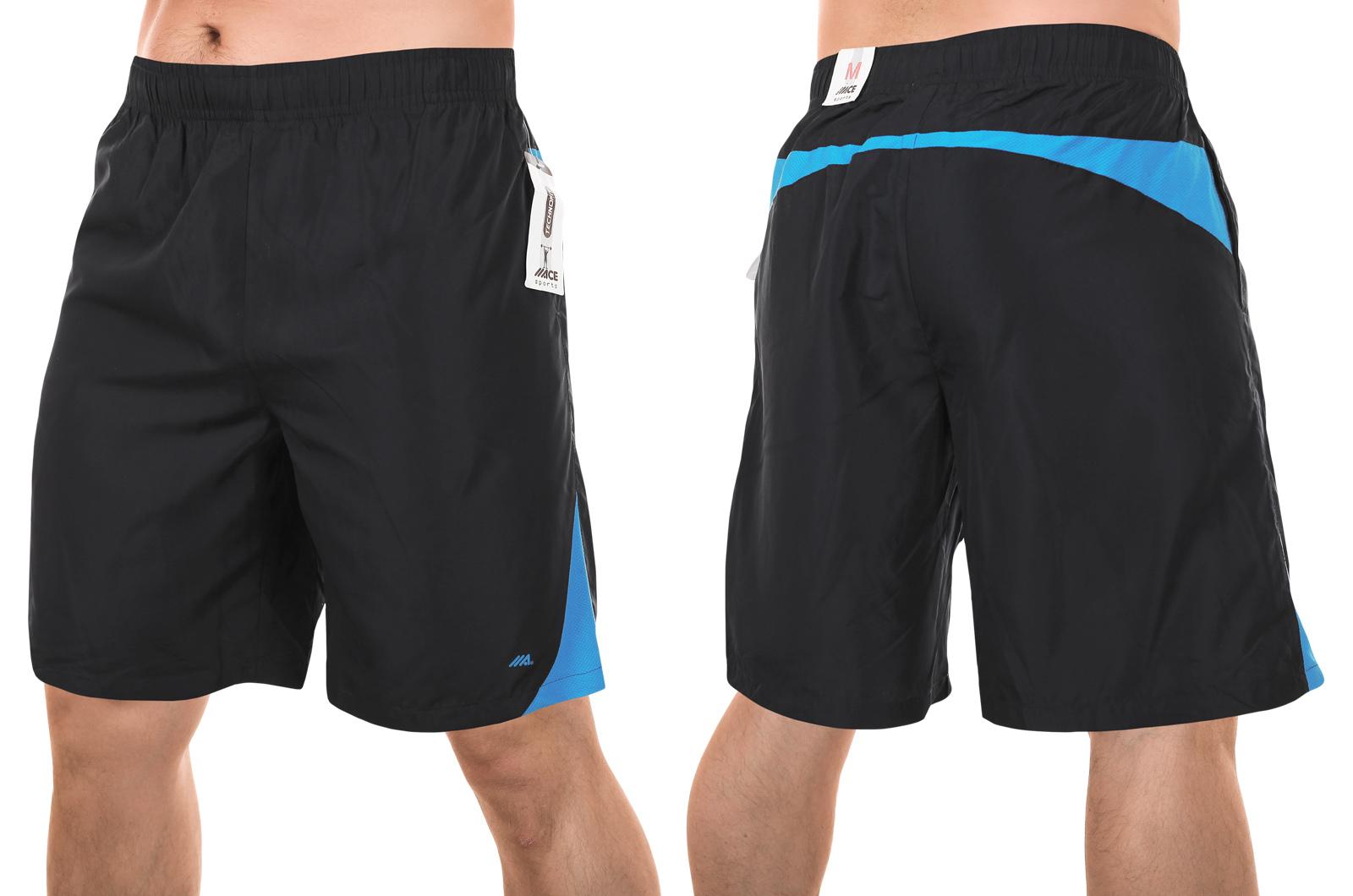 Заказать крутые мужские шорты от MACE для пляжного спорта (Канада)