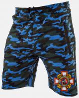Купить крутые мужские шорты с нашивкой Потомственного казака
