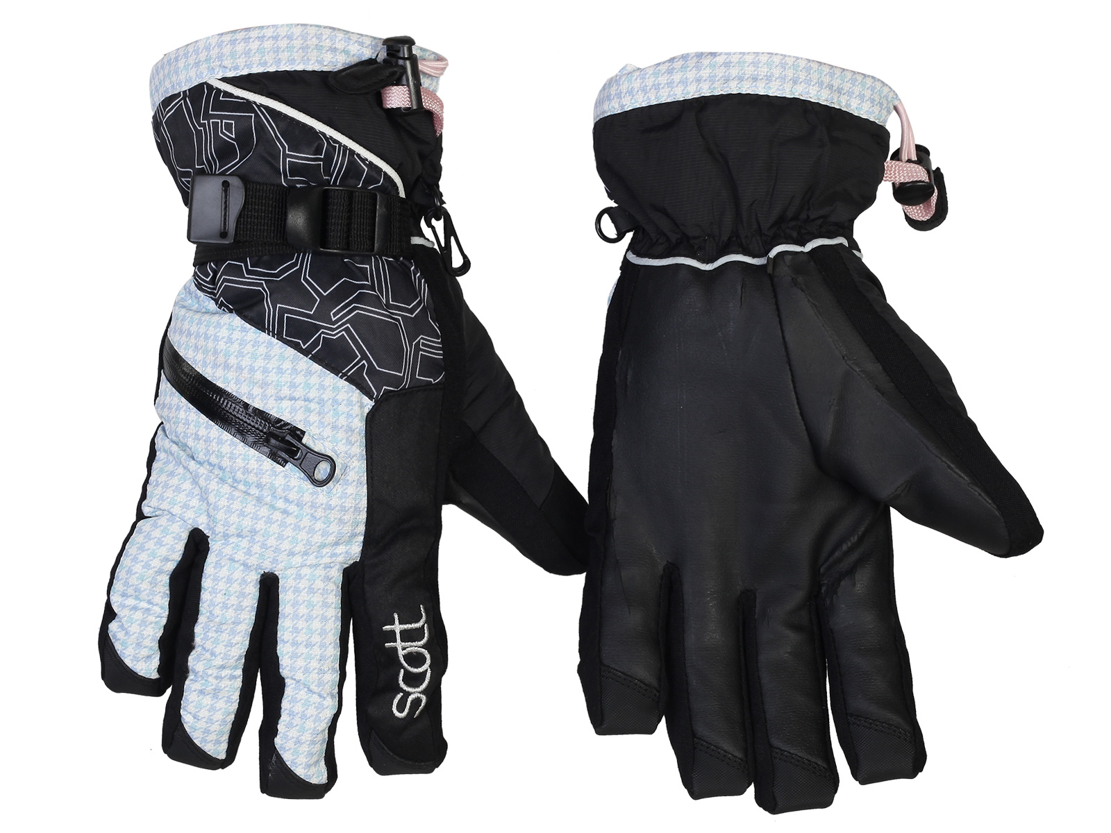 Крутые горнолыжные перчатки Scott