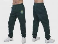Крутые спортивные штаны ВДВ на флисе