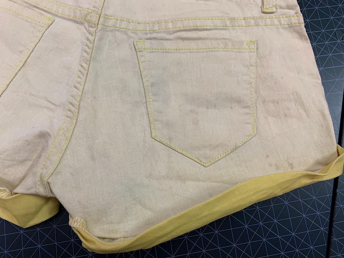 Крутые  женские шорты