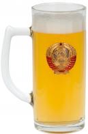 """Кружка для пива и кваса """"СССР""""   Купить кружки для кваса"""