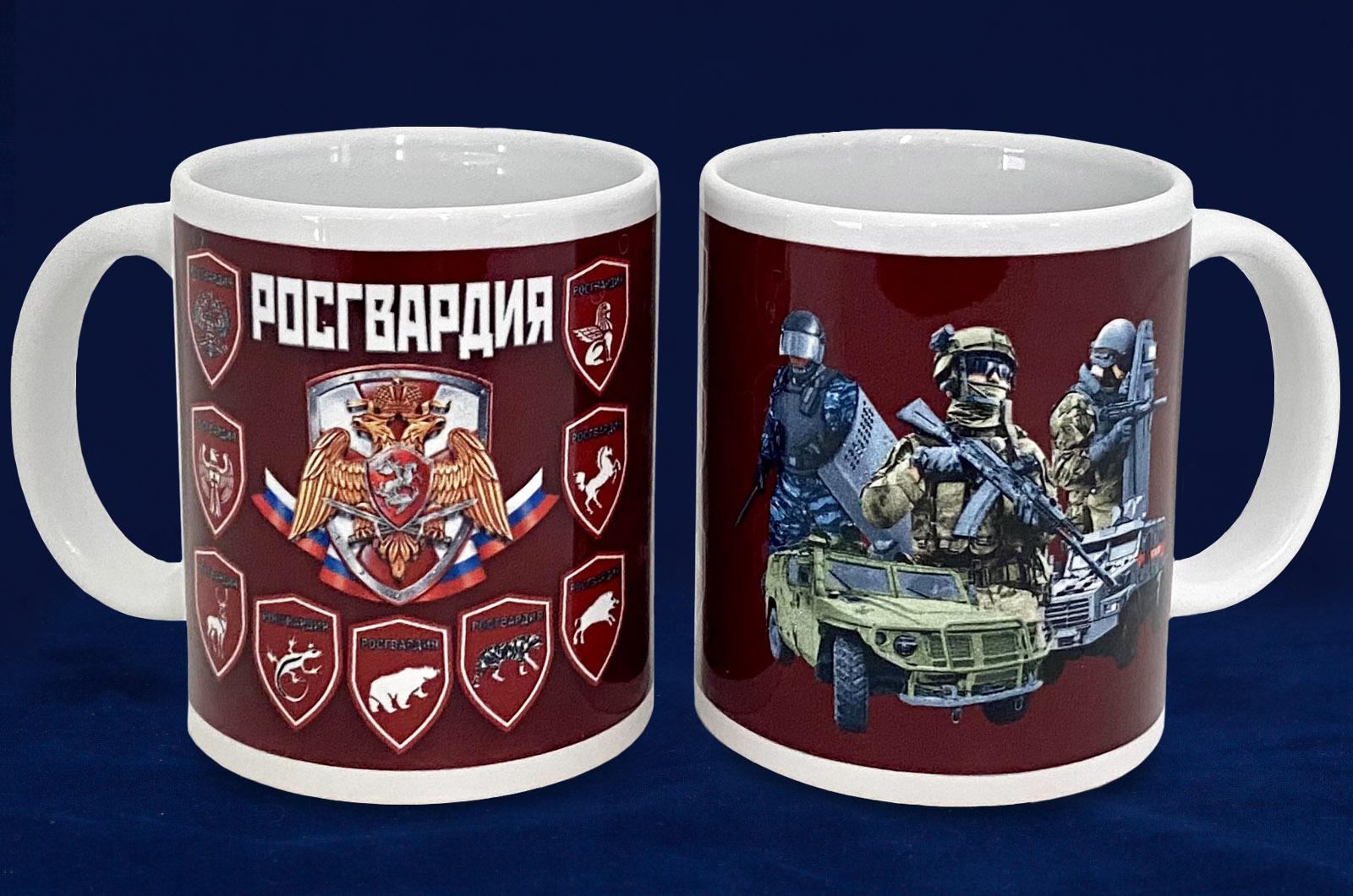 "Кружка ""Росгвардия РФ"""