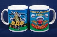 Кружка с принтом Воздушно-десантные войска