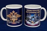 Кружка сотруднику МВД России